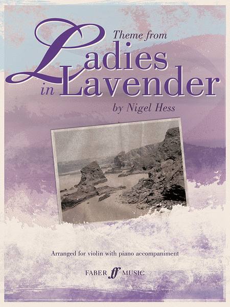 Ladies in Lavender for Violin and Piano