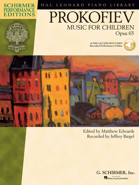 Music for Children, Op. 65