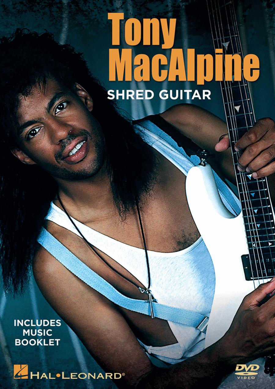 Tony MacAlpine - Shred Guitar