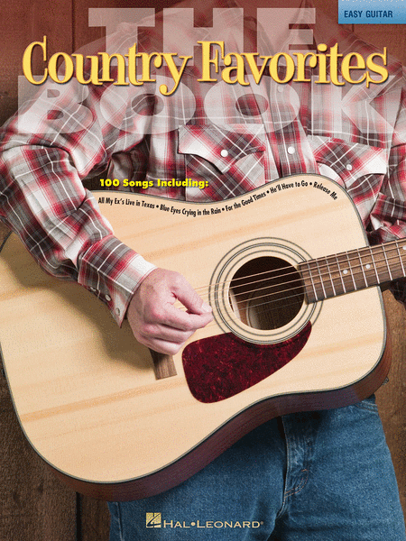 The Country Favorites Book