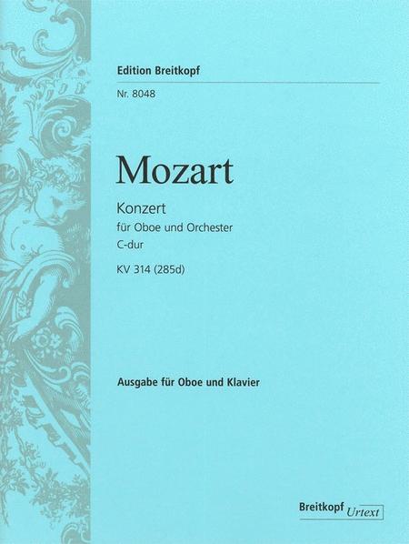 Oboenkonzert C-dur KV 314 (285d)