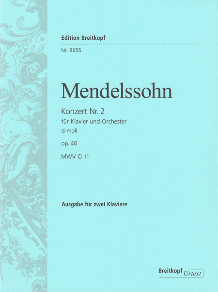 Klavierkonzert Nr.2 d-moll op.40