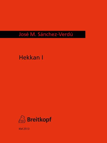 Hekkan I fur Blaserquintett (2008)