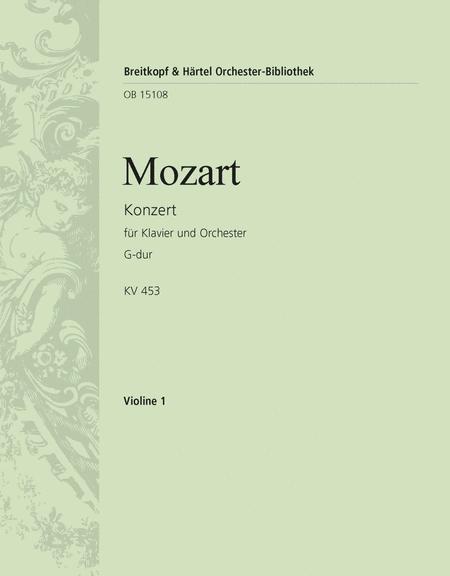 Klavierkonzert 17 G-dur KV 453