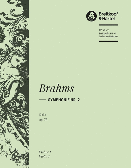Symphonie Nr. 2, D-dur, op. 73