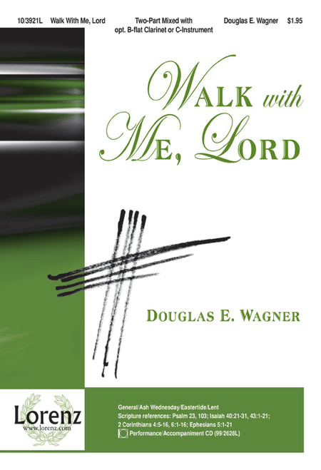 Walk with Me, Lord