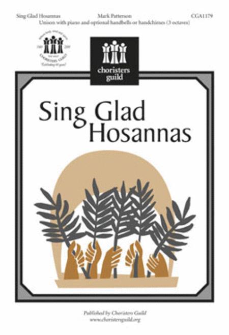 Sing Glad Hosannas