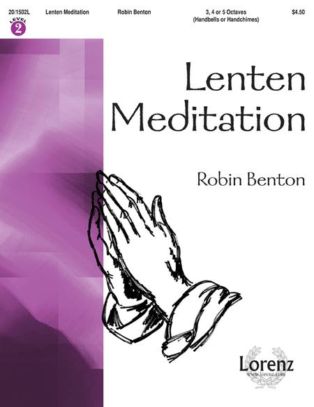 Lenten Meditation