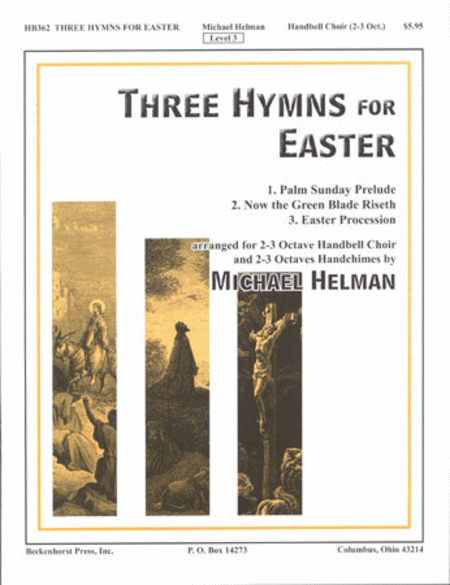 Three Hymns for Easter