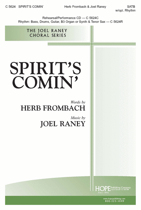 Spirit's Comin'