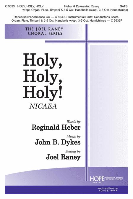 Holy, Holy, Holy!