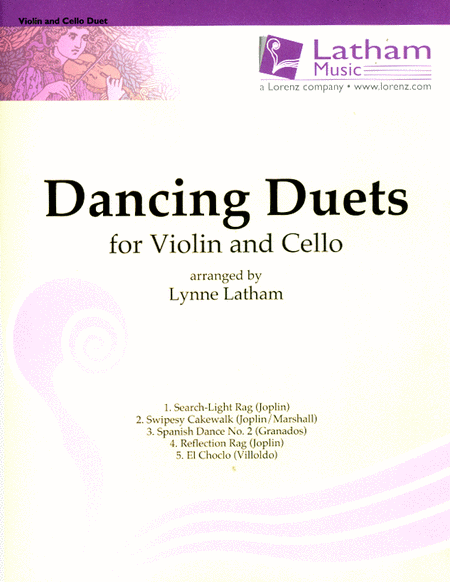 Dancing Duets for Violin and Cello
