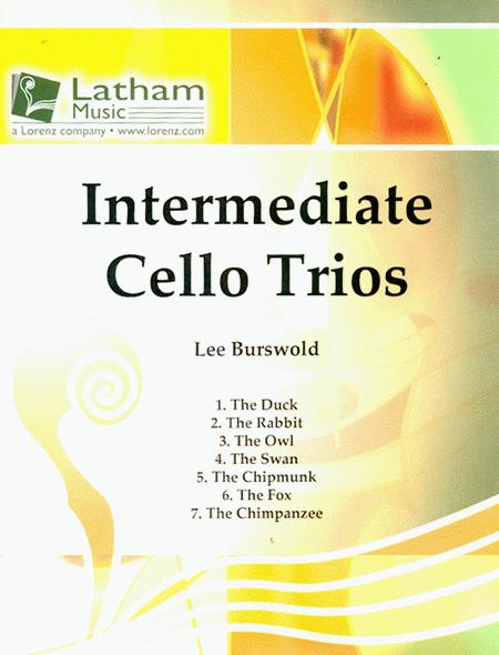 Intermediate Cello Trios