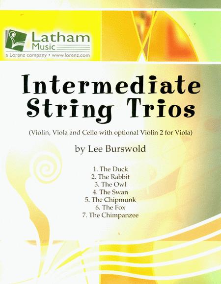 Intermediate String Trios