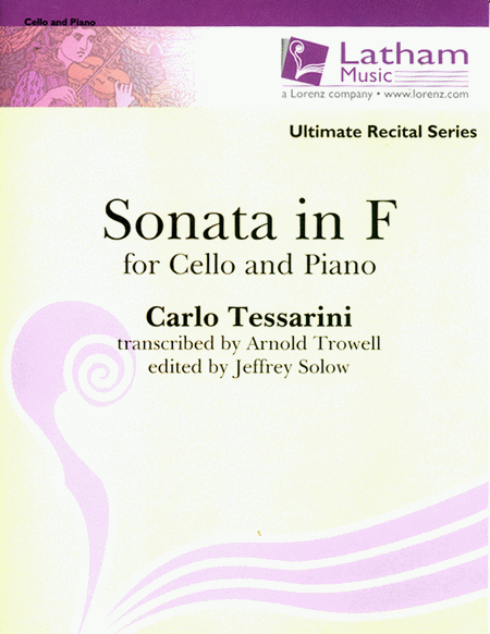 Sonata in F for Cello and Piano