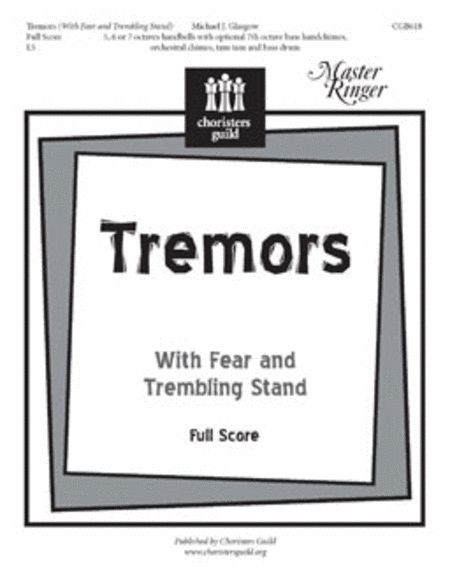 Tremors - Full Score and Reproducible Instrumental Parts