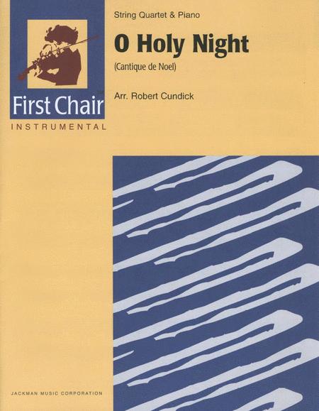 O Holy Night (Cantique de Noel) - String Quartet