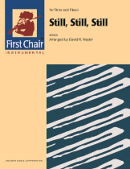 Still, Still, Still - flute solo