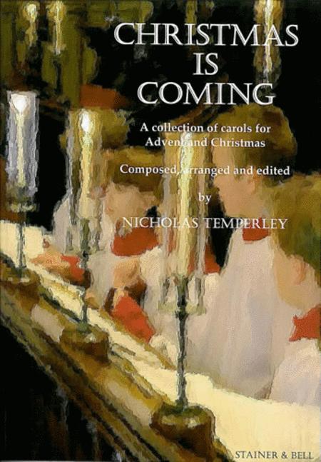 Christmas is Coming (Carol book)