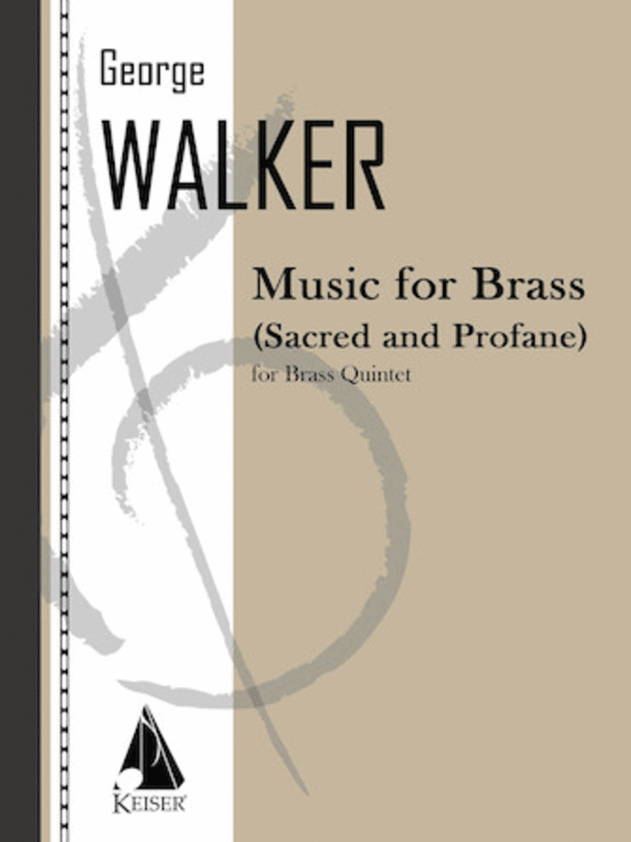 Music for Brass (Sacred and Profane)