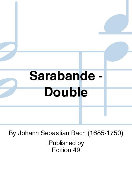 Sarabande - Double