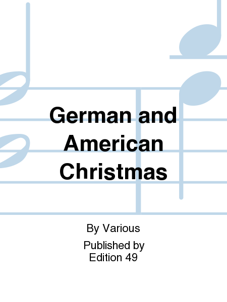 German and American Christmas