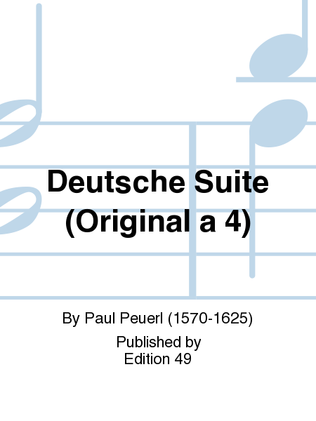 Deutsche Suite (Original a 4)