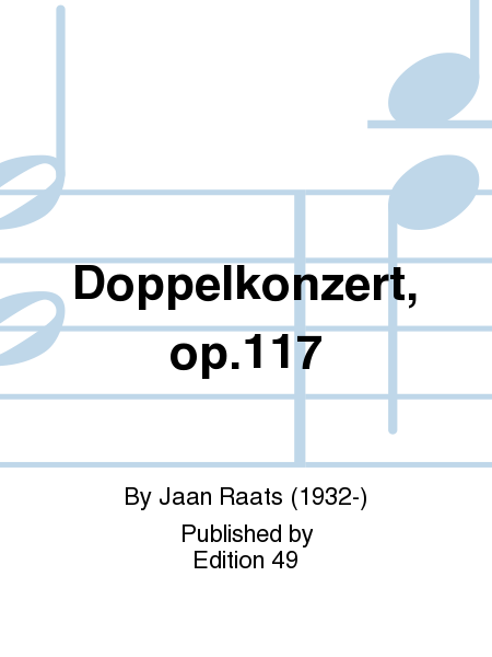Doppelkonzert, op.117