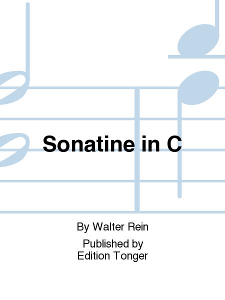 Sonatine in C