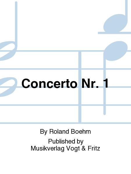 Concerto Nr. 1