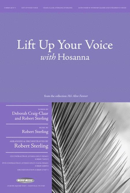 Lift Up Your Voice/Hosanna