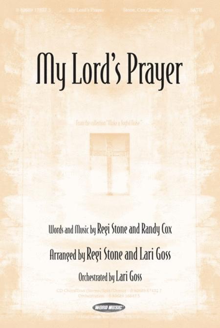 My Lord's Prayer