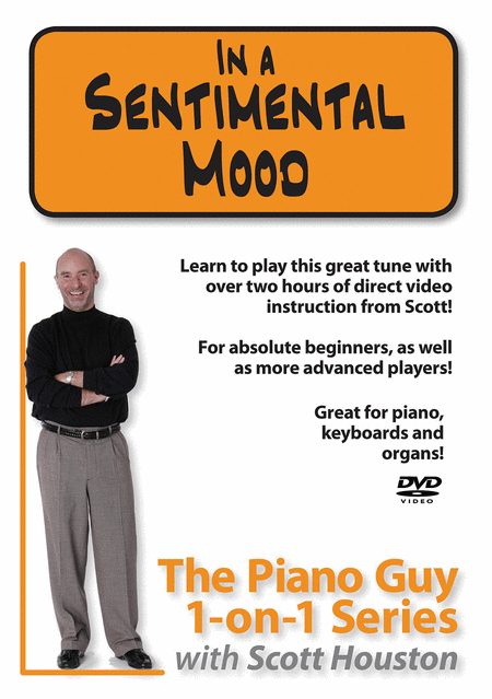The Piano Guy 1-on-1 Series - In a Sentimental Mood
