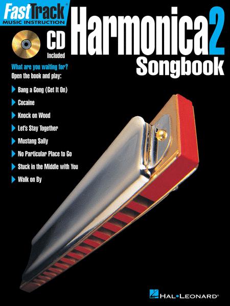 FastTrack Harmonica Songbook - Level 2