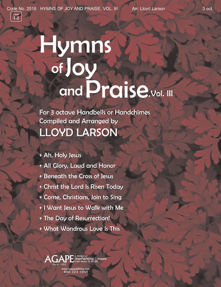 Hymns of Joy and Praise, Vol. 3