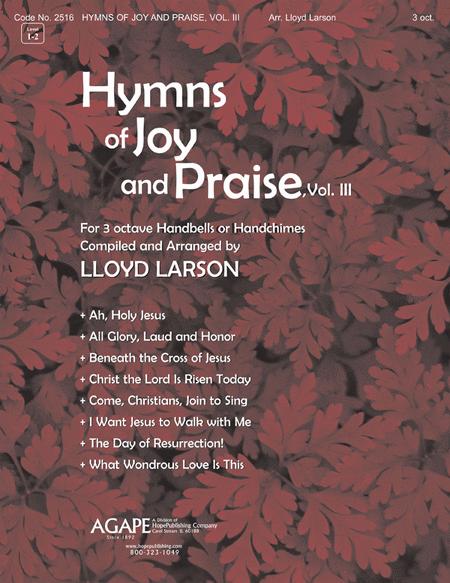 Hymns Of Joy And Praise, Vol. 3