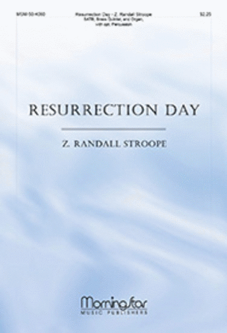 Resurrection Day (Choral Score)