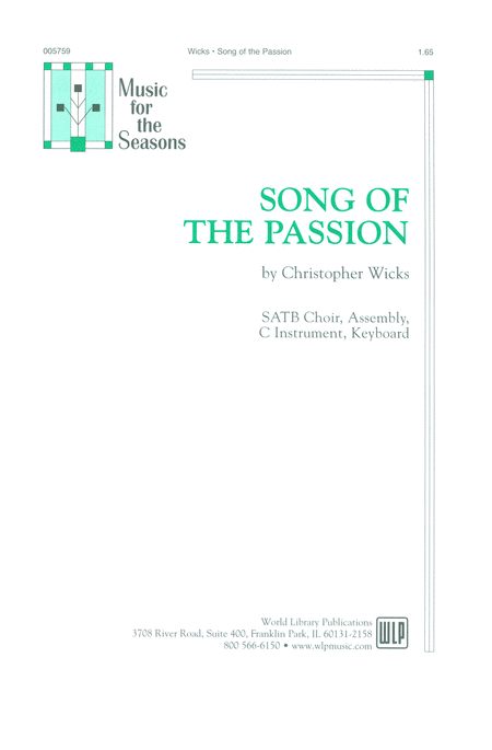 Songs of the Passion