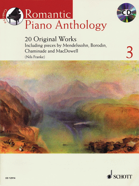 Romantic Piano Anthology - Volume 3