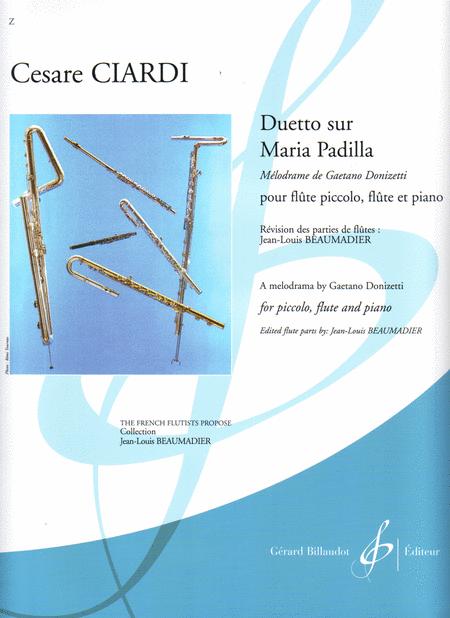 Duetto Sur Maria Padilla