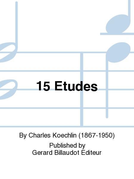 15 Etudes