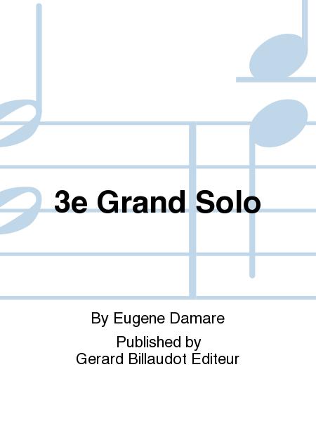 3e Grand Solo