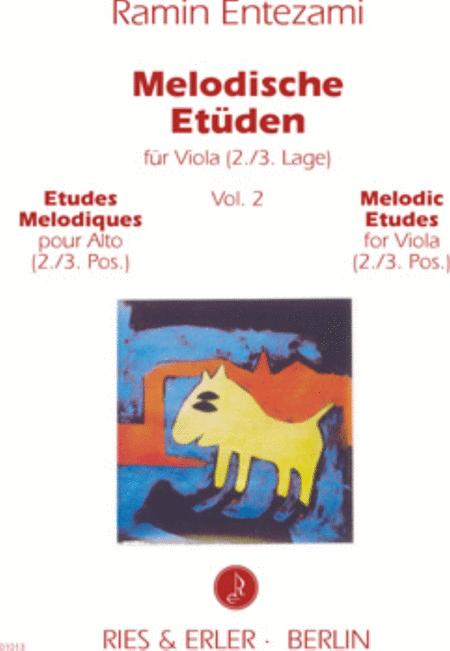Melodische Etuden Vol.2 (Melodic Etudes Vol.2)