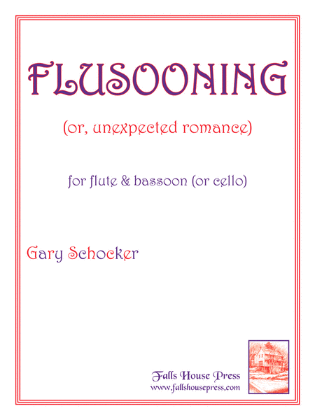 Flusooning (or, Unexpected Romance)