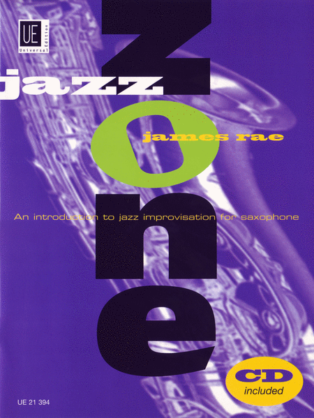 Jazz Zone - Saxophone With CD