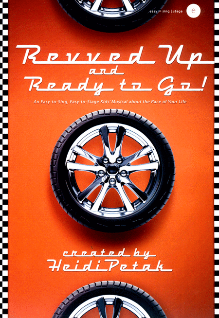Revved Up and Ready to Go! (Book)