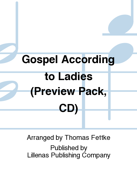 Gospel According to Ladies (Preview Pack, CD)