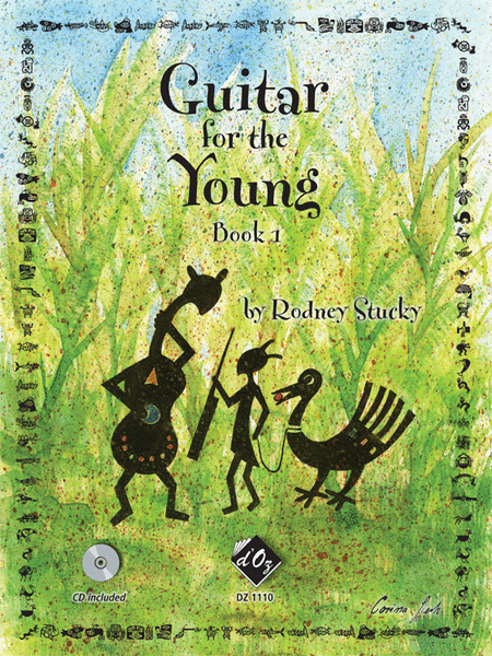 Guitar for the Young, book 1 (CD included)