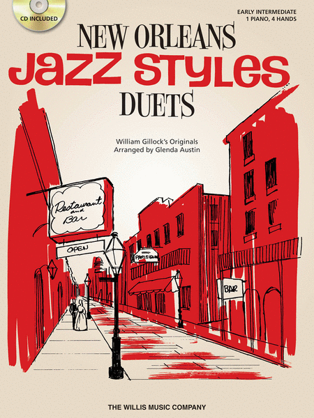 New Orleans Jazz Styles Duets - Book/CD