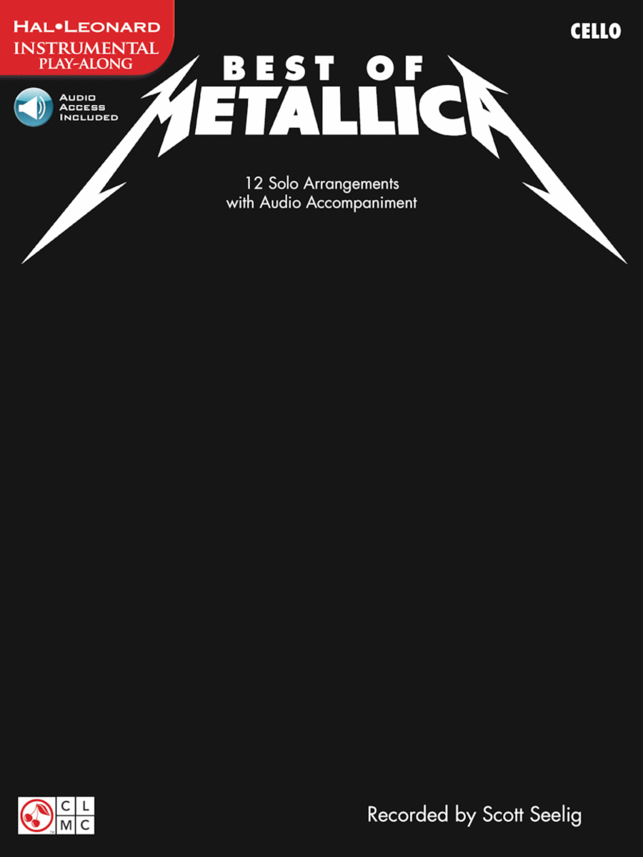 Best of Metallica for Cello